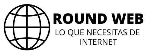 round web logo